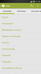 HTC One Mini - Applicaties - Downloaden - Stap 6