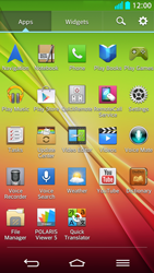 LG G2 - Internet - Enable or disable - Step 3