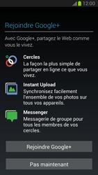 Samsung Galaxy Note 2 - Premiers pas - Créer un compte - Étape 21