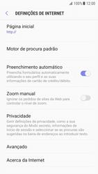 Samsung Galaxy S7 - Android Nougat - Internet no telemóvel - Como configurar ligação à internet -  24