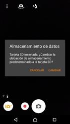Sony Xperia M4 Aqua - Funciones básicas - Uso de la camára - Paso 5