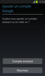 Samsung I8190 Galaxy S III Mini - E-mail - Configuration manuelle (gmail) - Étape 9
