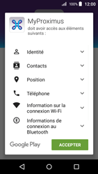 Acer Liquid Z320 - Applications - MyProximus - Étape 9
