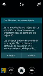 Samsung A500FU Galaxy A5 - Funciones básicas - Uso de la camára - Paso 4