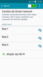 Samsung Galaxy A3 - WiFi - Conectarse a una red WiFi - Paso 6
