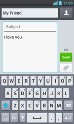 LG E460 Optimus L5 II - Mms - Sending a picture message - Step 10