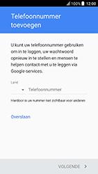 HTC U Play - Applicaties - Account aanmaken - Stap 14