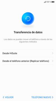 Huawei Mate 9 - Primeros pasos - Activar el equipo - Paso 17