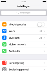 Apple iPhone 4 S iOS 9 - WiFi en Bluetooth - Handmatig instellen - Stap 3