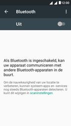 Alcatel Pixi 4 (5) 4G (5045X) - Bluetooth - Aanzetten - Stap 4