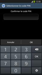 Samsung Galaxy Grand 2 4G - Sécuriser votre mobile - Activer le code de verrouillage - Étape 10