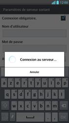 LG Optimus F5 - E-mails - Ajouter ou modifier un compte e-mail - Étape 16