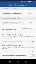Huawei Y5 II - Internet - Ver uso de datos - Paso 9