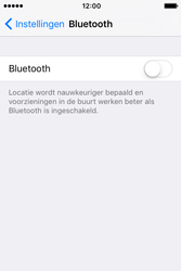 Apple iPhone 4S iOS 9 - Bluetooth - headset, carkit verbinding - Stap 4