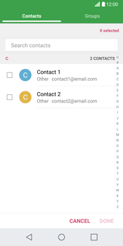 LG H870 G6 - Email - Sending an email message - Step 7