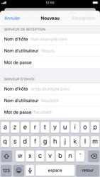 Apple iPhone 6s - iOS 13 - E-mail - Configuration manuelle - Étape 12