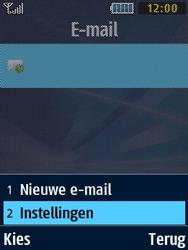 Samsung B2710 Xcover 271 - E-mail - Handmatig instellen - Stap 19
