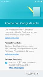 Samsung Galaxy S7 - Primeiros passos - Como ligar o telemóvel pela primeira vez -  6