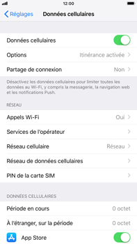 Apple iPhone 6 Plus - iOS 12 - Internet - Utilisation à l
