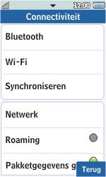Samsung S5260 Star II - MMS - handmatig instellen - Stap 5