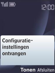 Nokia 6303 classic - Automatisch instellen - Automatisch Internet instellen - Stap 3