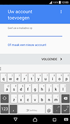 Sony Xperia X Performance (F8131) - E-mail - Handmatig instellen (gmail) - Stap 11