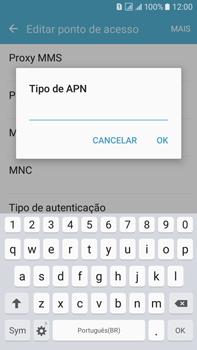 Samsung Galaxy On 7 - Internet (APN) - Como configurar a internet do seu aparelho (APN Nextel) - Etapa 15