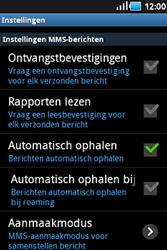 Samsung S5830 Galaxy Ace - MMS - probleem met ontvangen - Stap 4