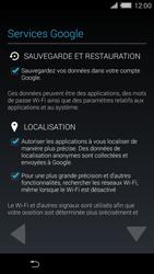Sony Xperia Z2 - Premiers pas - Créer un compte - Étape 17