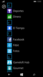 Microsoft Lumia 640 - Bluetooth - Transferir archivos a través de Bluetooth - Paso 3