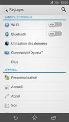Sony E2003 Xperia E4G - Internet - activer ou désactiver - Étape 4