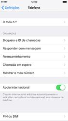 Apple iPhone 6s iOS 10 - Chamadas - Como bloquear chamadas de um número -  4