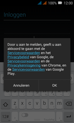 Huawei Y3 - E-mail - Handmatig instellen (gmail) - Stap 11