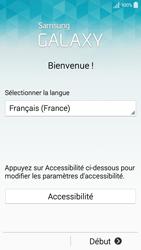 Samsung Galaxy A3 (A300FU) - Premiers pas - Créer un compte - Étape 3