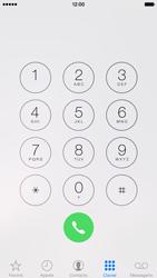 Apple iPhone 6 iOS 8 - Messagerie vocale - Configuration manuelle - Étape 5
