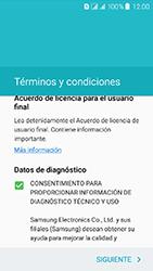 Samsung Galaxy J3 (2016) DualSim (J320) - Primeros pasos - Activar el equipo - Paso 7