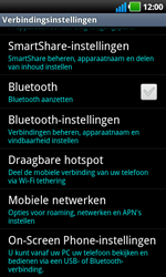LG P970 Optimus Black - Internet - Handmatig instellen - Stap 4