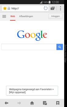 Samsung N915FY Galaxy Note Edge - Internet - Hoe te internetten - Stap 7