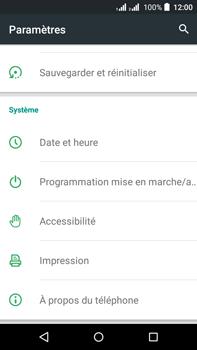 Acer Liquid Z630 - Appareil - Réinitialisation de la configuration d