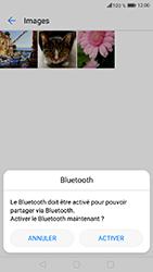 Honor 6A - Photos, vidéos, musique - Envoyer une photo via Bluetooth - Étape 9