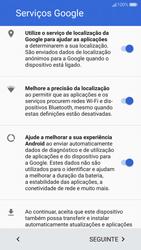 Huawei P10 - Primeiros passos - Como ligar o telemóvel pela primeira vez -  12