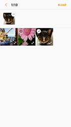 Samsung Galaxy S6 Edge - Android Nougat - MMS - afbeeldingen verzenden - Stap 15