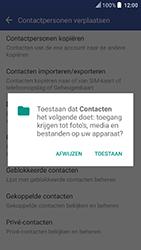 HTC U Play (Model 2PZM3) - Contacten en data - Contacten kopiëren van SIM naar toestel - Stap 7