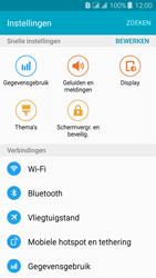 Samsung Galaxy J3 (SM-J320FN) - WiFi - Mobiele hotspot instellen - Stap 4