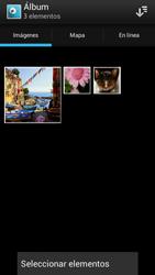 Sony Xperia J - Bluetooth - Transferir archivos a través de Bluetooth - Paso 5
