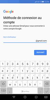 Huawei P Smart - Applications - Créer un compte - Étape 10