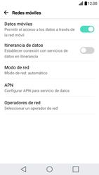 LG G5 - Mensajería - Configurar el equipo para mensajes multimedia - Paso 5