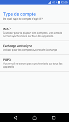 Sony Sony Xperia X (F5121) - E-mail - Configuration manuelle - Étape 11