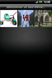 HTC A510e Wildfire S - E-mail - envoyer un e-mail - Étape 10