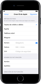 Apple iPhone 6 - iOS 11 - Aplicaciones - Tienda de aplicaciones - Paso 14